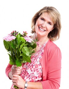 EIO55 Senior Woman w_flowers_opt