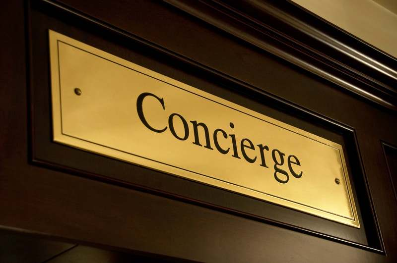 how to start a luxury concierge business