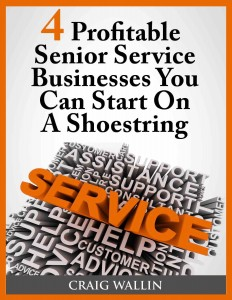 4 Profitable Senior Service Businesses Ebook